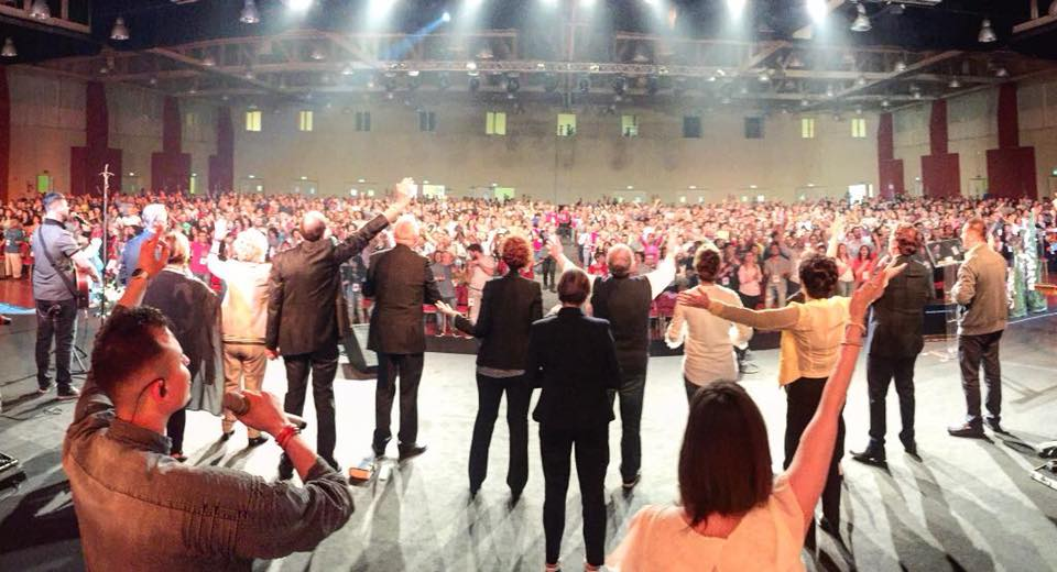 È iniziato il XXVI Convegno Nazionale al Palacongressi di Montesilvano.